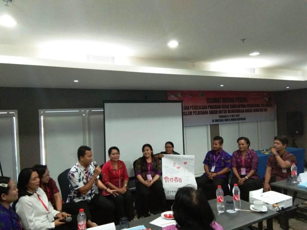 berbagi pengalaman pelayanan Bali UTD darah